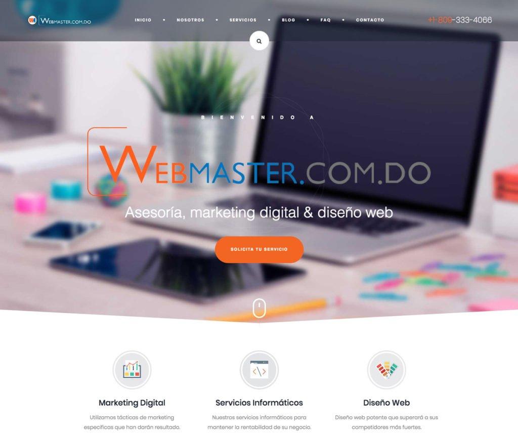 Inicio Webmaster.COM.DO