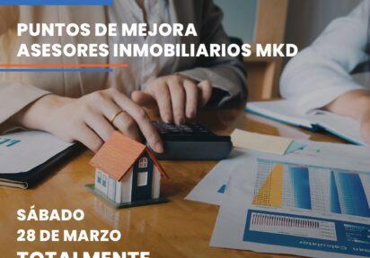 Punto de Mejora para los Asesores Inmobiliarios