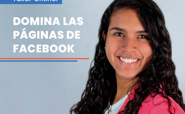 Domina las páginas de Facebook